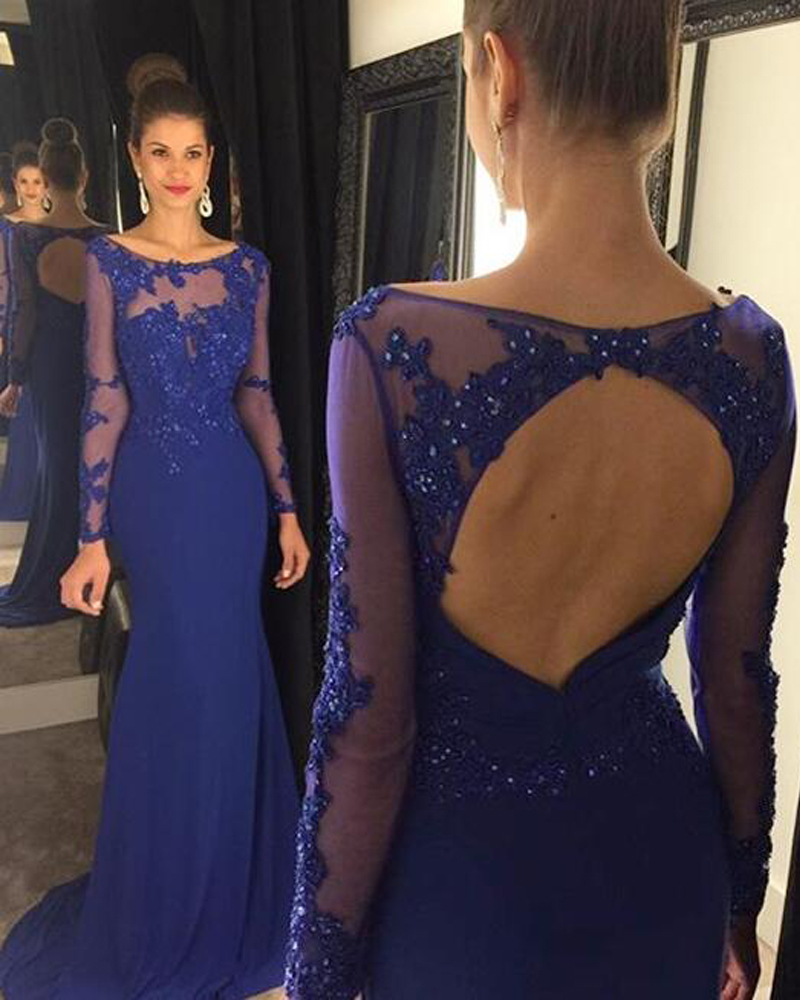 ad453c7df2d Sexy Backless Prom Dresses